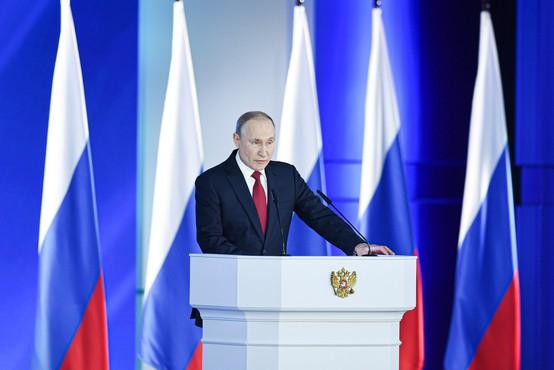 Ruska vlada odstopila, Putin že predlagal novega premierja