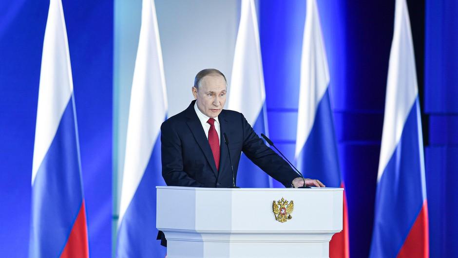 Ruska vlada odstopila, Putin že predlagal novega premierja (foto: profimedia)