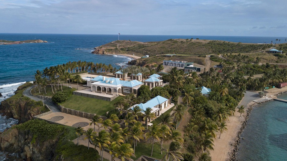 Tožba na Deviških otokih Jeffreya Epsteina obtožuje novih grozljivih dejanj (foto: profimedia)