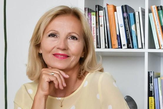 """Danica Vidmar: """"Pri skoraj 58 sem se prvič vpisala na klasični balet"""""""