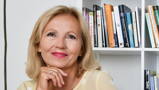 """Danica Vidmar: """"Pri skoraj 58 sem se prvič vpisala na klasični balet"""" (foto: Iztok Dimc)"""