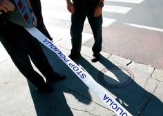 Streljanje v Grosuplju: Ubil nosečo 27-letnico in ustrelil še sebe!