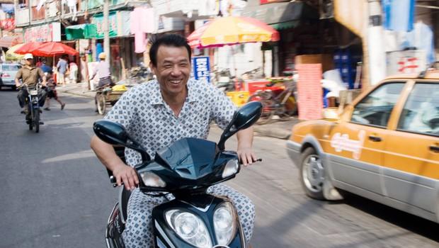 Pohujšanje po kitajsko: na pranger postavili ljudi, ki so v javnosti nosili pižame! (foto: profimedia)