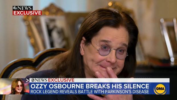 Ozzy Osbourne razkril, da se bori s Parkinsonovo boleznijo (foto: profimedia)