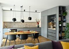 Pokukajte v stanovanje za mlado družino v novi ljubljanski soseski blizu Tivolija (foto)