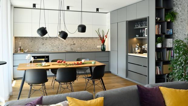 Pokukajte v stanovanje za mlado družino v novi ljubljanski soseski blizu Tivolija (foto) (foto: Miran Kambič)