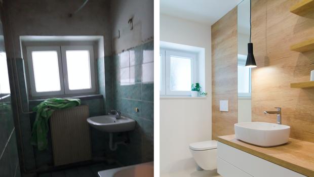 Te fotografije stanovanja PRED in PO prenovi vas bodo čisto navdušile