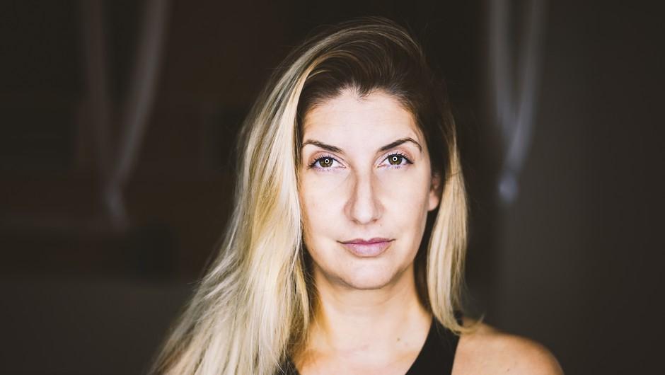 """Nina Gaspari: """"Informacija, da imam HPV, me je pretresla, a največji pečat mi je pustil poseg"""" (foto: osebni arhiv)"""