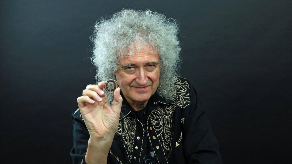 Queene v Veliki Britaniji upodobili na zbirateljskem kovancu (foto: profimedia)