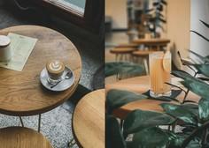 Na vrhunsko kavo ali koktejl v bar Ribarnica: prijetno vzdušje s Plečnikom v prvem planu
