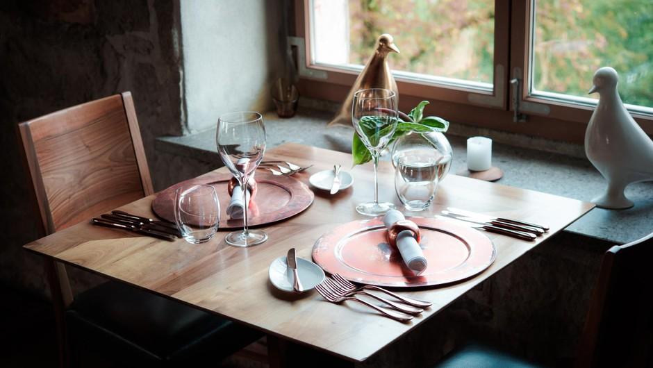 Restavracija Strelec: omamni užitki visoke kuhinje pod vodstvom chefa Igorja Jagodica (foto: Photo: Dean Dubokovic)