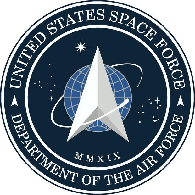 Znak ameriških vesoljskih sil spominja na Zvezdne steze (foto: profimedia)