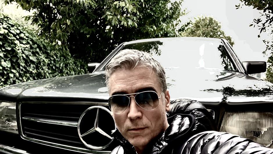 Sanjska garaža Jana Plestenjaka: 'Zelo rad imam stvari, ki imajo v sebi sok, kri in karakter' (foto: Profimedia)