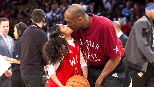 Kobe Bryant je v hčerki videl svojo košarkarsko naslednico (VIDEO) (foto: Profimedia)