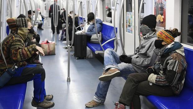 V Wuhanu je verjetno že 25.000 okuženih z novim virusom (foto: profimedia)