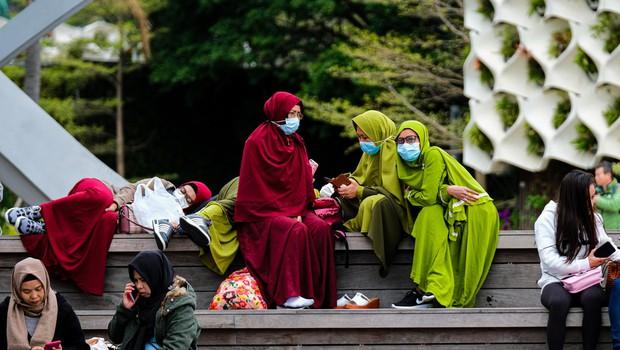 WHO s spremembo ocene stopnje tveganje za okužbo z novim virusom na globalni ravni (foto: profimedia)