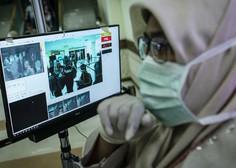Na Kitajskem z novimi ukrepi za zajezitev širjenja virusa