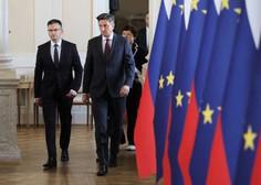 Šarec v pogovoru s Pahorjem za predčasne volitve