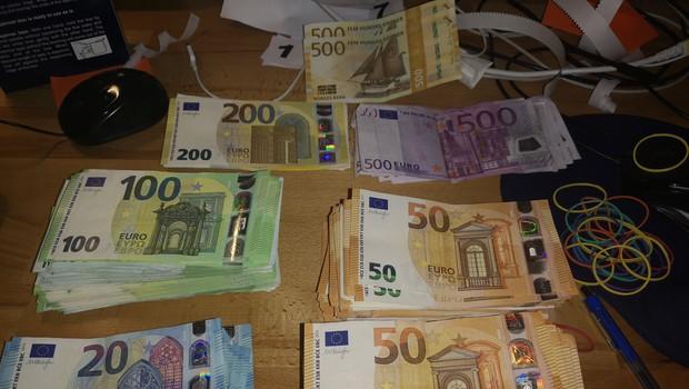 Policisti razbili mednarodno mrežo tihotapcev in preprodajalcev drog (foto: PU Ljubljana)