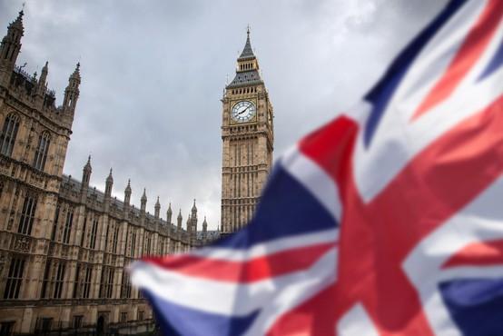 Združeno kraljestvo v petek zapušča EU