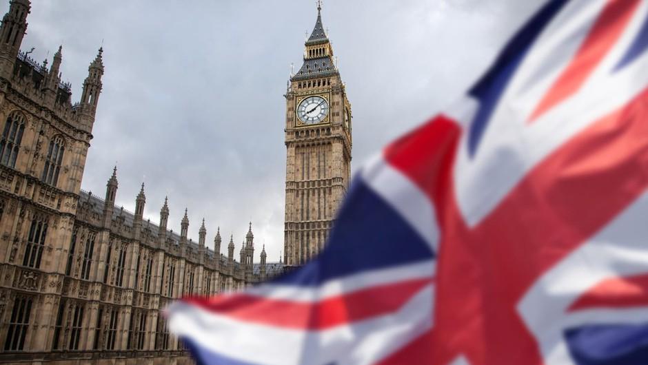 Združeno kraljestvo v petek zapušča EU (foto: profimedia)