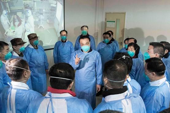 Inkubacijska doba novega virusa naj bi bila okoli pet dni