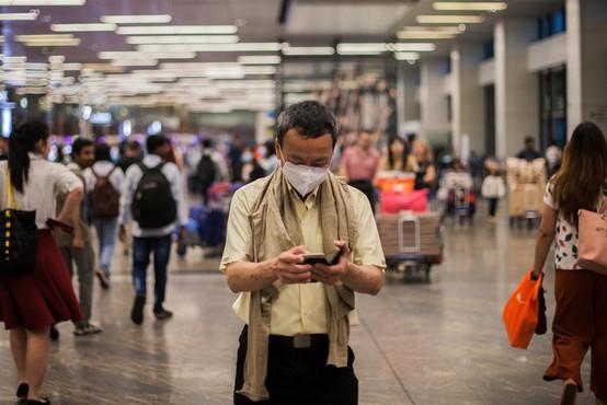 Novi koronavirus v enem dnevu zajel celotno celinsko Kitajsko