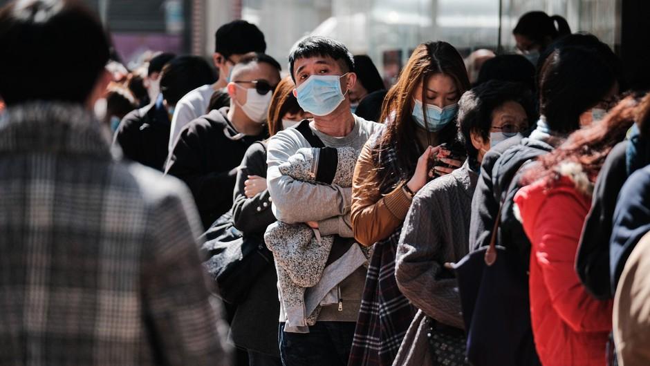 WHO zaradi novega koronavirusa razglasil globalne izredne razmere (foto: profimedia)