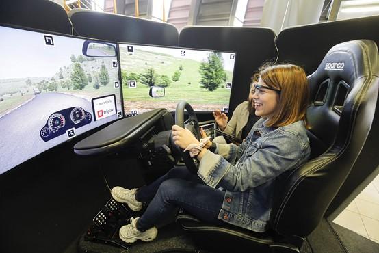 Na Turneji mobilnosti bi vozniški izpit ponovno opravila le tretjina voznikov