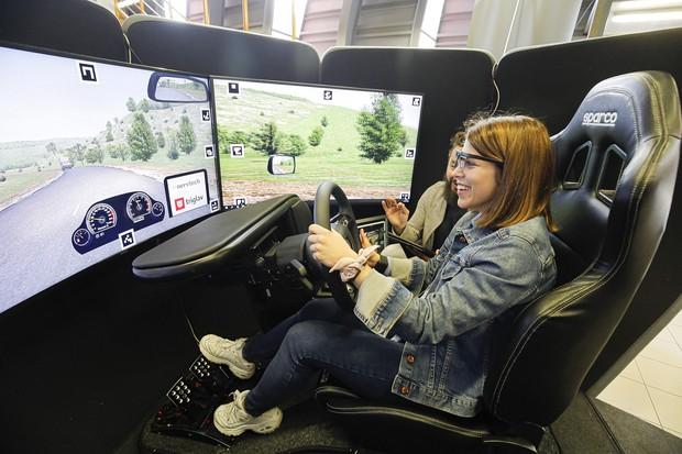 Na Turneji mobilnosti bi vozniški izpit ponovno opravila le tretjina voznikov (foto: Triglav Press)