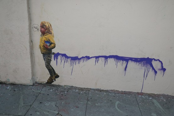 Razstava Banksy - A Visual Protest v Rimu!