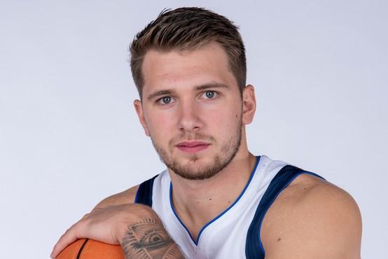 Luka Dončić kot kapetan izbran za tekmo vzhajajočih zvezd lige NBA