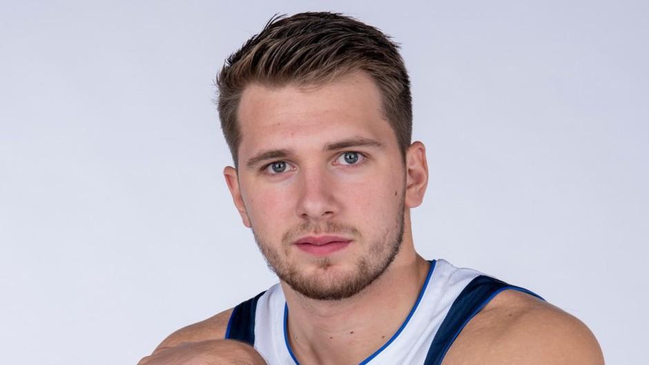 Luka Dončić kot kapetan izbran za tekmo vzhajajočih zvezd lige NBA (foto: profimedia)