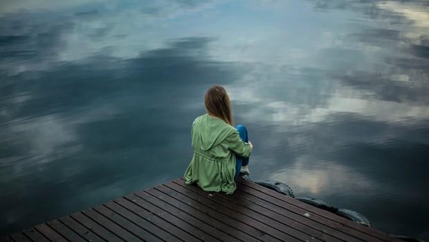 Strah pred samoto: rešitev nista telefon in računalnik, ampak ... (foto: Unsplash)