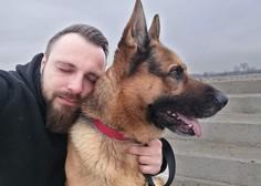 Zgodba o psu Ronu: Ljudje, ki mučijo živali, in inšpektorji, ki jim ni mar!