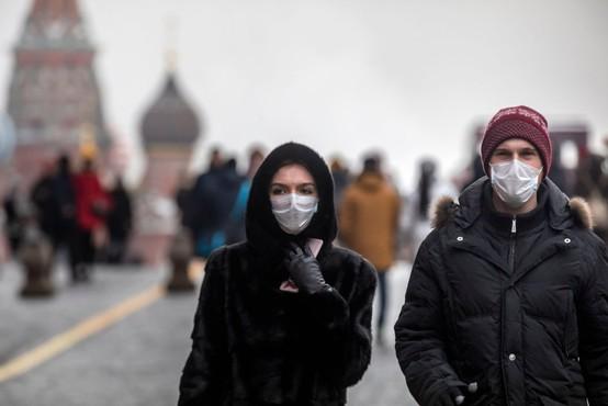Prvi primer koronavirusa v Španiji, Moskva pa bo okužene tujce kar deportirala!