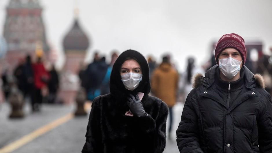 Prvi primer koronavirusa v Španiji, Moskva pa bo okužene tujce kar deportirala! (foto: profimedia)