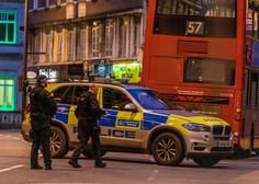 Nedeljski napad v Londonu izvedel obsojeni terorist