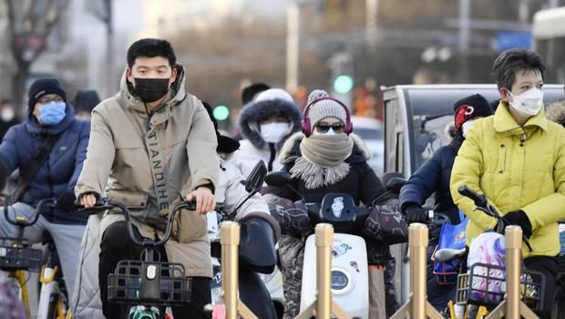 Na Kitajskem največ novih smrtnih primerov in okužb v enem samem dnevu (foto: profimedia)