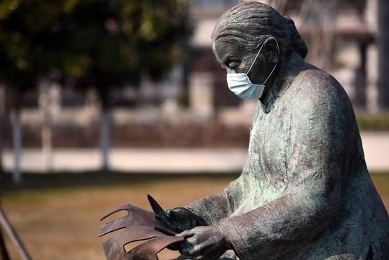 WHO s kampanjo proti dezinformacijam o kitajskem virusu