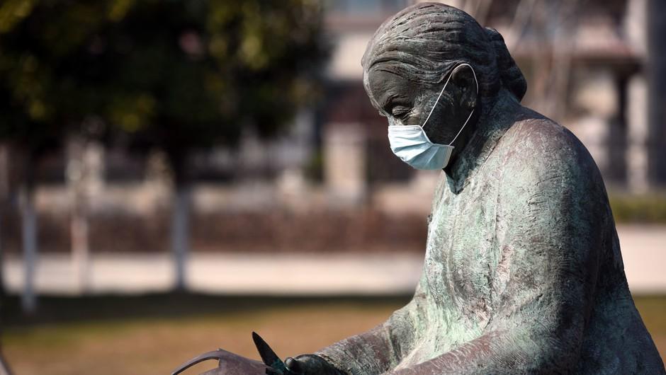 WHO s kampanjo proti dezinformacijam o kitajskem virusu (foto: profimedia)