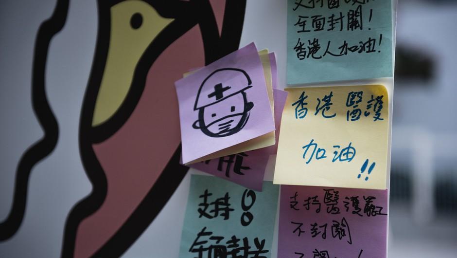 Kitajska priznala pomanjkljivosti pri odzivu na virus (foto: profimedia)