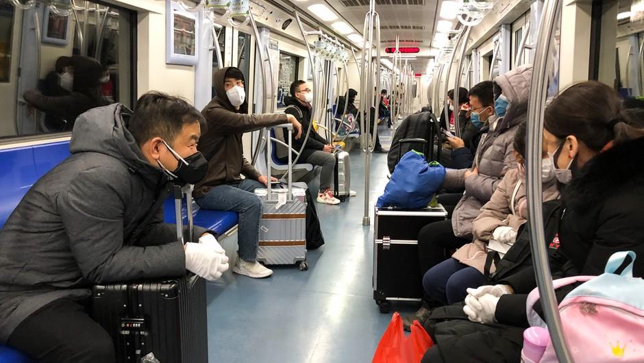 S koronavirusom se širita tudi ksenofobija in rasizem (foto: profimedia)