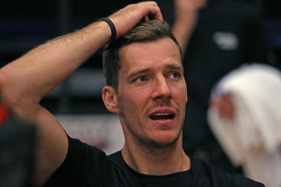 Goran Dragić se je v Staples Centru srečal s Krisom
