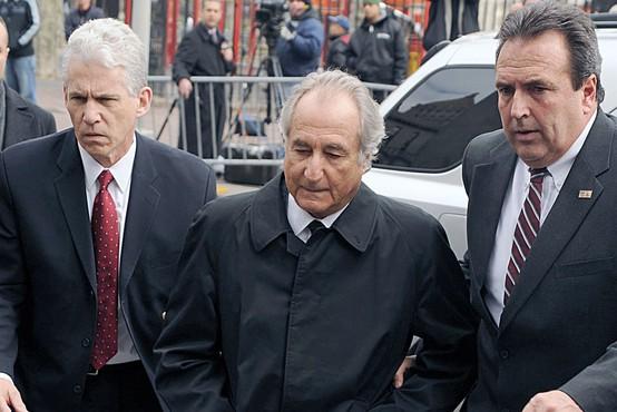 Neozdravljio bolan Bernie Madoff predčasno izpuščen iz zapora