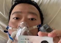 Smrt zdravnika žvižgača na Kitajskem razjezila javnost