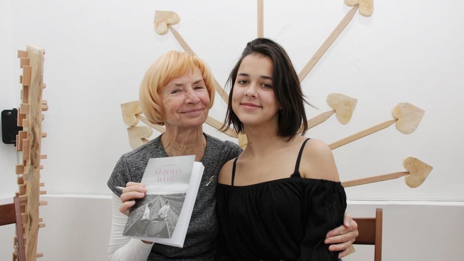 Slovenka, ki je do upokojitve delala kot natakarica, zdaj izdala že tretji roman! (foto: Osebni arhiv)