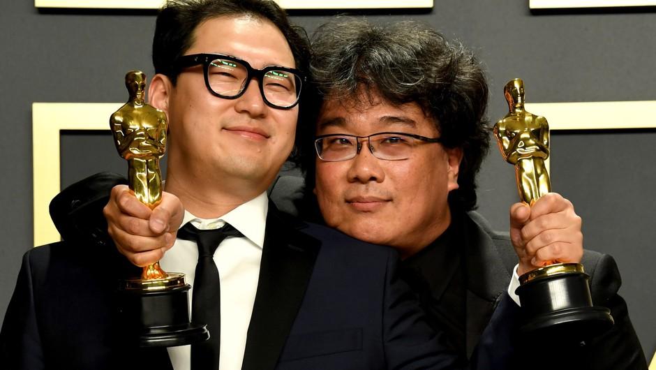 Oskarja za najboljši film osvojila satirična grozljivka Parazit (foto: profimedia)