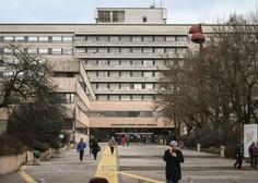 V UKC Ljubljana zapolnjeni intenzivni oddelki, zaradi gripe umrlo devet bolnikov