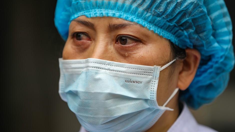 Naj koronavirus ne bo samo vzrok za paniko, ampak tudi lekcija za naprej (piše: Darjo Hrib) (foto: Profimedia)